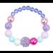 Pink Poppy Pastel Dream Bracelet - Purple