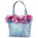 Pink Poppy Forever A Princess Handbag - Blue