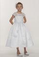Ellen Dress - White