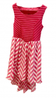 Hannah Dress - Pink - Size 5