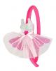 Ballet Dress Headband - Hot Pink