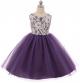 Lauren Dress - Purple