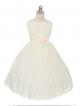 Maria Dress - Offwhite