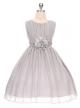 Maria Dress - Silver
