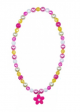 Pink Poppy Miss Poppy Necklace - Hot Pink