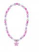 Pink Poppy Miss Poppy Necklace - Light Pink