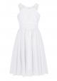 Nina Dress - White