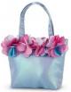 Pink Poppy Forever A Princess Handbag - Blue