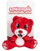 Smanimals Back Pack Buddies - Strawberry Bear