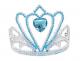 Blue Heart Tiara