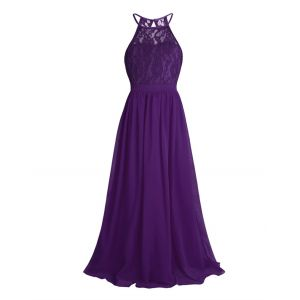 Alexis Dress - Purple