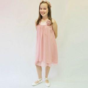 Ashleigh Dress - Rose - RRP: $79