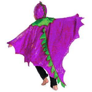 Dragon Cape - Purple