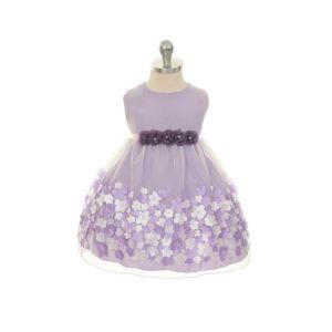 Elise Dress - Lavender
