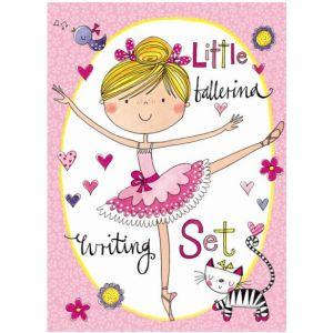 Rachel Ellen Writing Set - Little Ballerina