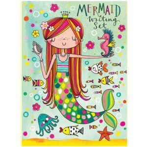 Rachel Ellen Writing Set - Mermaid