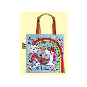Rachel Ellen Tote Bag - I Believe Unicorn