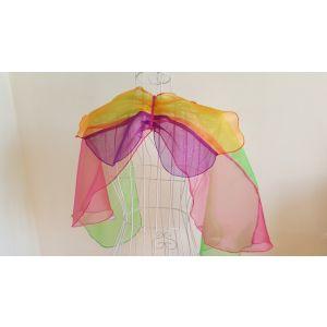 Chiffon Wings - Rainbow