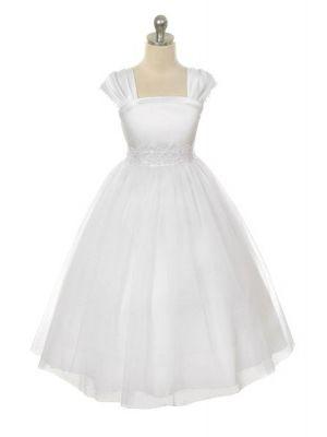 Grace dress - White