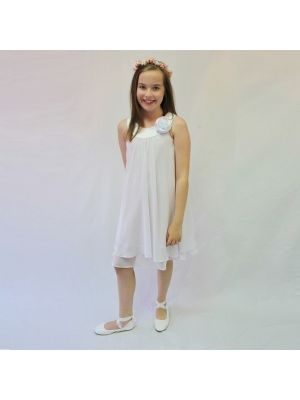 Ashleigh Dress - Ivory - RRP: $79