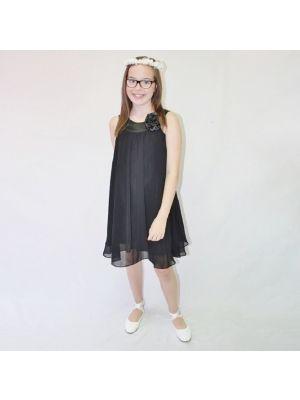 Ashleigh dress - Black  - RRP: $79