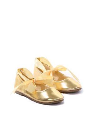 Bella flat - Gold