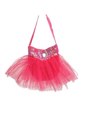 Fairy Girls Bling Bag - Hot Pink