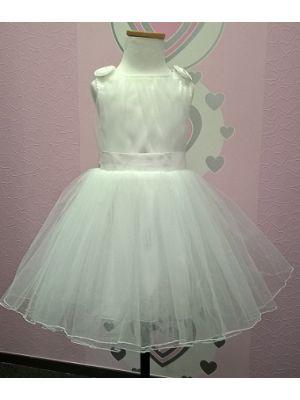 Brookie Dress - White