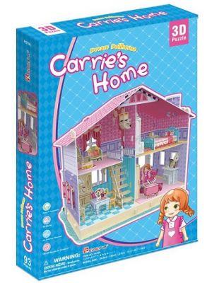 CubicFun: 3D Dollhouse - Carries Home