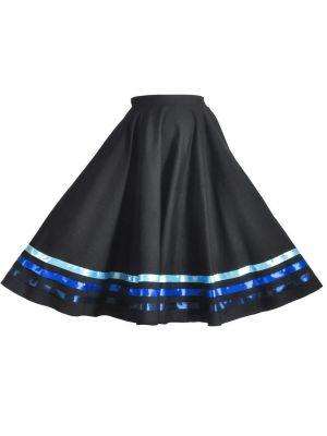 Character Skirt - Blue