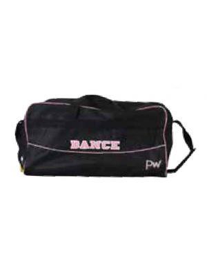 Dance 100 Bag - Black w Pink