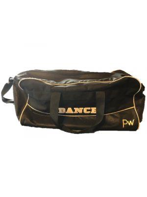 Dance 100 Bag - Black w White