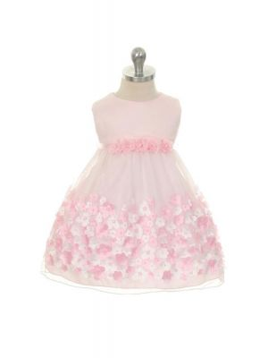 Elise Dress - Pink