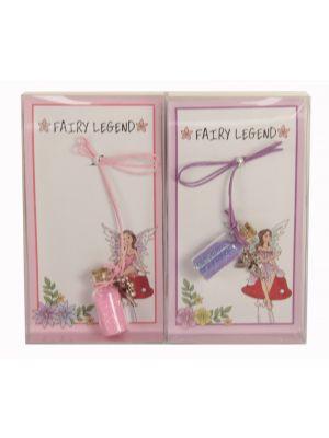 Fairy Legends Dust Necklace