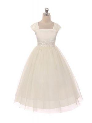 Grace Dress - Ivory