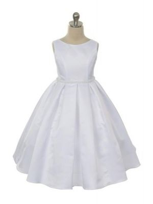 Kelly Dress - White