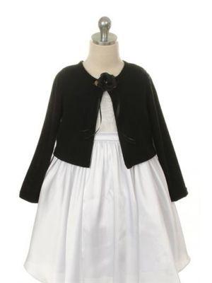 Knit Bolero - Black