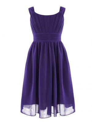 Leah Dress - Purple