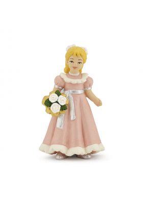 Papo Maid of Honour/Flower girl figurine