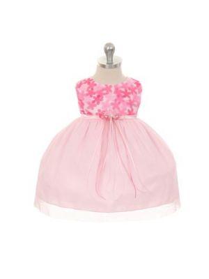 Melanie Dress - Pink (Infant)