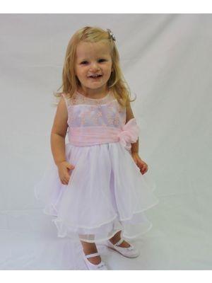 Paige Dress - Lilac - Size 12M