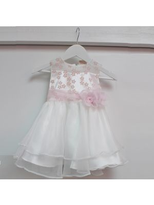 Paige Dress - Pink - Size 18M