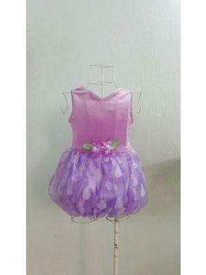 Pumpkin Dress - Mauve - Size 3