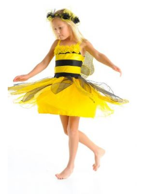 Fairy Girls Queen Bee Fairy