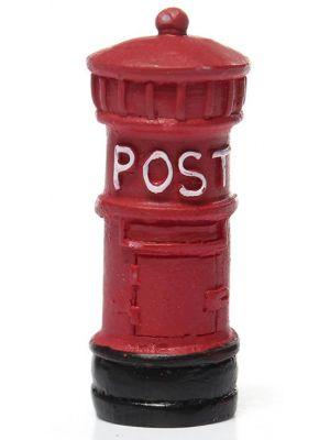 Miniatures Retro Postbox Pair