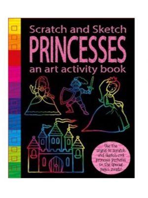 Scratch and Sketch Princess