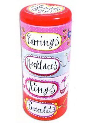 Rachel Ellen Sparkly Things Stackable Tins