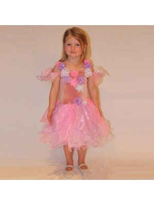 Whimsical Fairy Dress - Light Pink