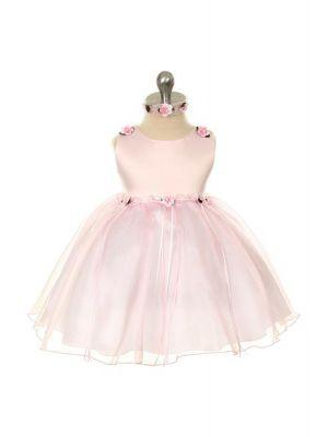 Zahara Dress - Pink