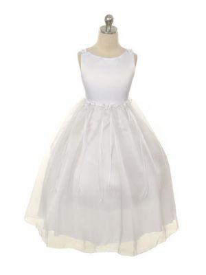 Zahara Dress - White